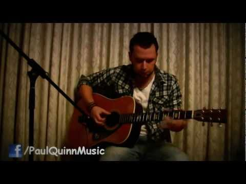 Community (Opening TV Theme) - Paul Quinn Acoustic Guitar
