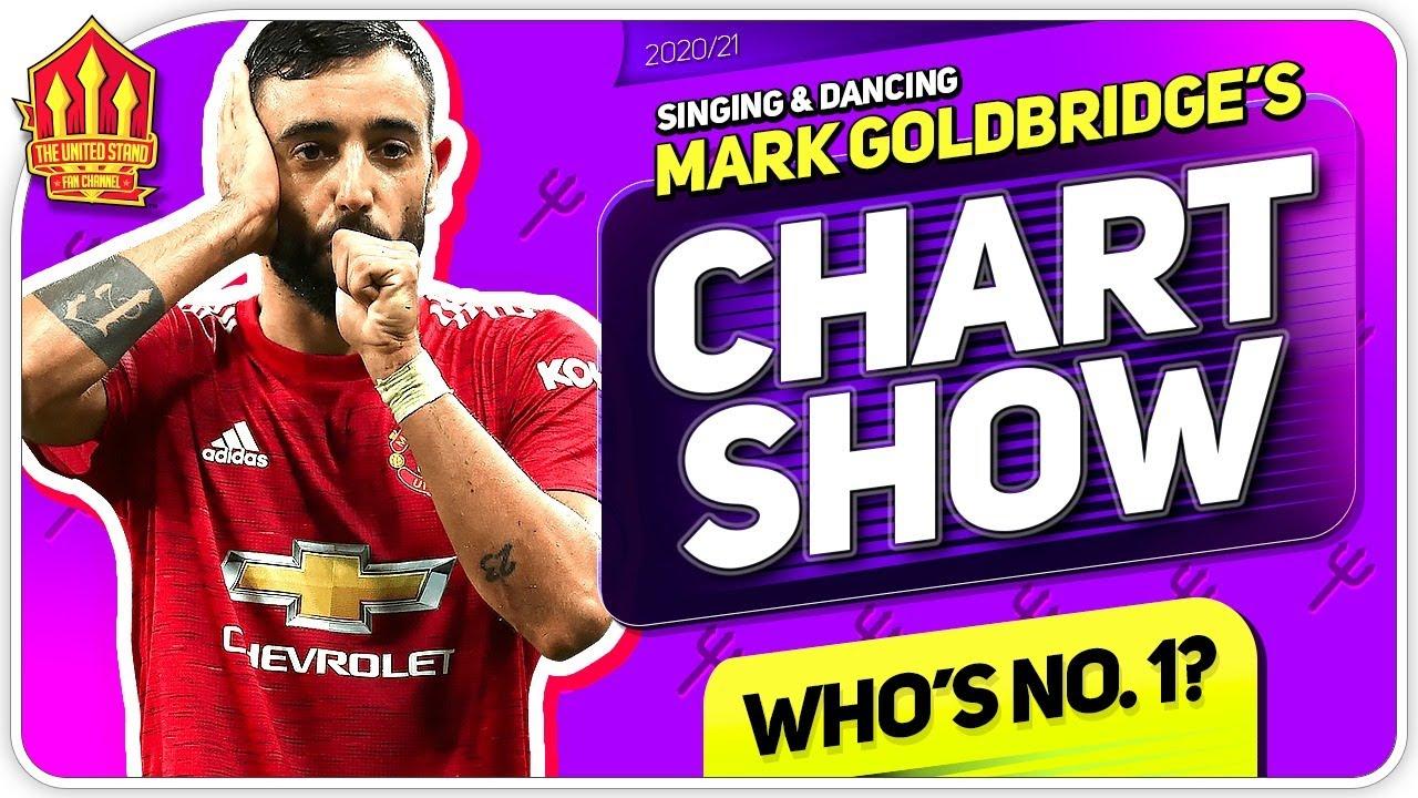 BRUNO or RASHFORD? United Stand Chart Show with Mark Goldbridge