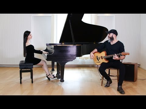 Guns N' Roses - November Rain - Piano & Guitar Cover (Yuval Salomon & Kfir Ochaion)