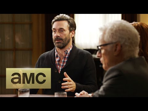 AMC's Newest Video Series Says Goodbye To The Cast Of 'Mad Men' In Style