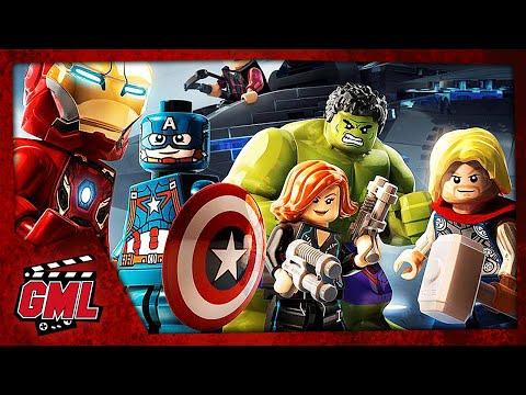 LEGO MARVEL AVENGERS - FILM JEU COMPLET EN FRANCAIS
