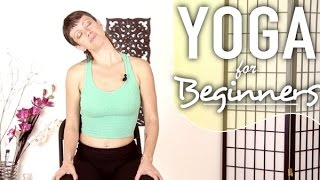 Yoga For Neck Pain - Neck & Shoulder Pain Relief Stretches for Beginners