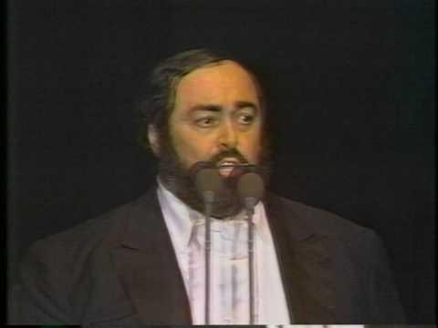 Luciano Pavarotti - Puccini - Manon Lescaut - Donna Non Vidi Mai - 1993