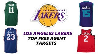 Los Angeles Lakers Free Agent Targets: Kyrie Irving Interested in Teaming Up with LeBron & AD