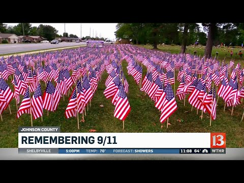 Sept. 11 attack remembrance
