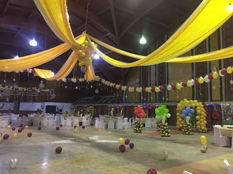 Tonga High School - Grand 70th Anniversary Ball