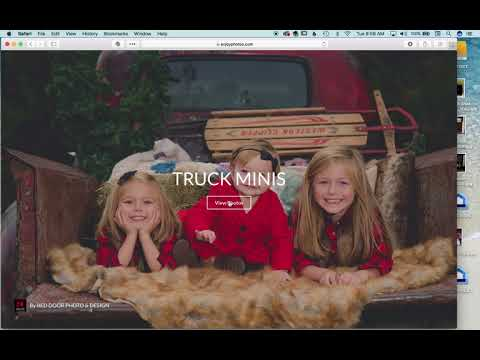 how to view truck minis