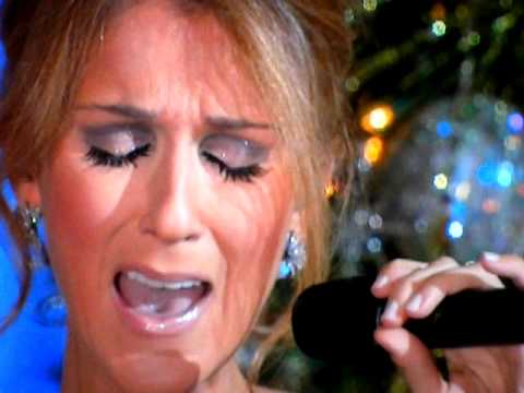 """Celine Dion """"Don't Save it all For Christmas Day"""" Walt Disney World Parade 2009 - YouTube"""