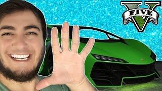 GTA 5 - En Hızlı 5 Araba