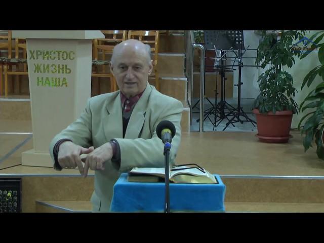 Свобода во Христе /5 марта 2019/Рудометкин П.С.