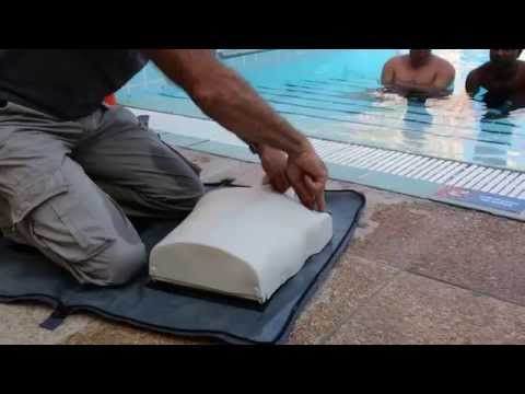 PADI Pool Lifeguard Course Qatar By Khaled Zaki