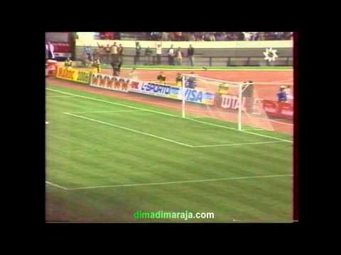 Super Coupe Africaine 2000: RAJA 2-0 AFRICA SPORT (Buts)