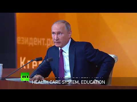 Putin outlines his vision for Russia