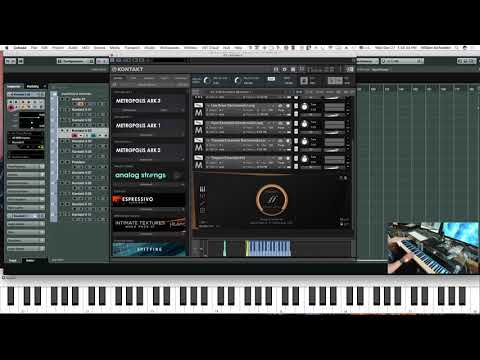 Metropolis Ark 3 by Orchestral Tools - Part 5 - Final video with Multis of Multiis.