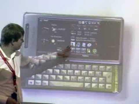 Sony Ericsson XPERIA X1 video