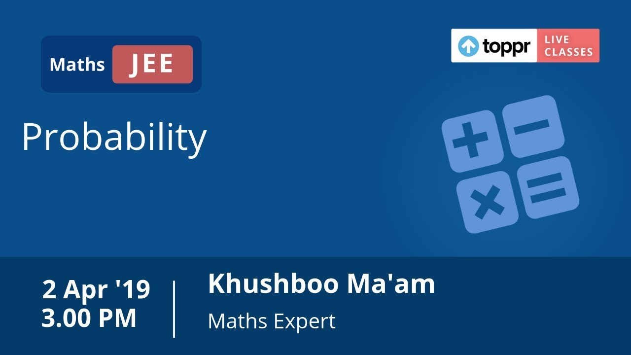 Introduction to Probability: Probability Formulas, Videos