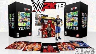 WWE 2K18 Information #1: Alle Infos zur Cena Nuff Edition & Digital Deluxe Edition! (Deutsch/German)