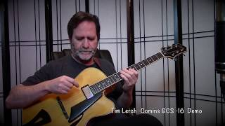 Tim Lerch - Comins GCS 16 Demo