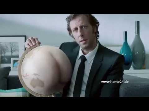Home24 De Werbung Am Arsch Der Welt Youtube