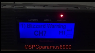 (Double Header) Blizzard Warning (EAS #1476-1477)