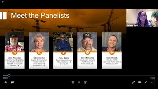 Panel: Construction Trades & CTE