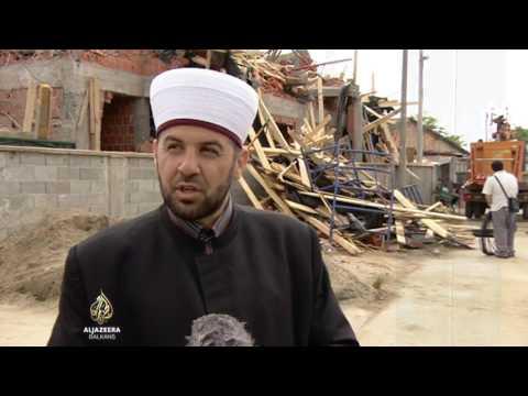 Imam Zejnullahu o rušenju džamije u Zemun Polju
