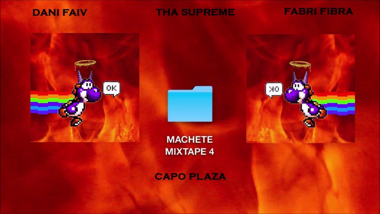 Yoshi (Versione Estesa) Dani Faiv x thaSupreme x Fabri Fibra x Capo Plaza [NO J BALVIN]