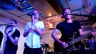James - Getting Away With It (All Messed Up) - Secret Concert, London - July 2014