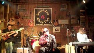 Blind Mississippi Morris and The Pocket Rockets - Ground Zero Blues Club