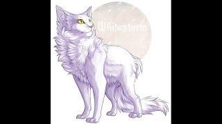 Коты Воители - Буран (Заказ Для: Екатерина Филина) (Песня: Воин Ветра)