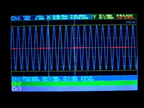 All in one Multimeter and DSO with SSD1963, STM32F4 discovery and  ChibiOS/uGFX