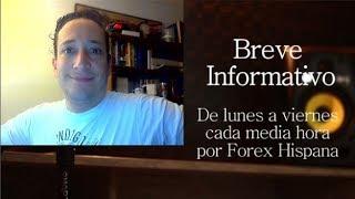 Breve Informativo - Noticias Forex del 11 de Enero del 2019