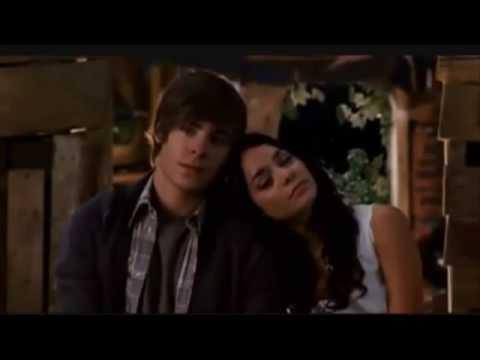 High School Musical 3  Right Here Right Now  Español escena completa