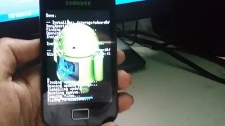 Galaxy Ace wont enter recovery mode! - Android Forums