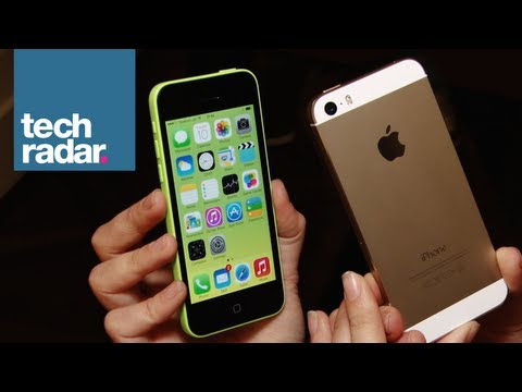 iPhone 5S vs iPhone 5C: How are they different?
