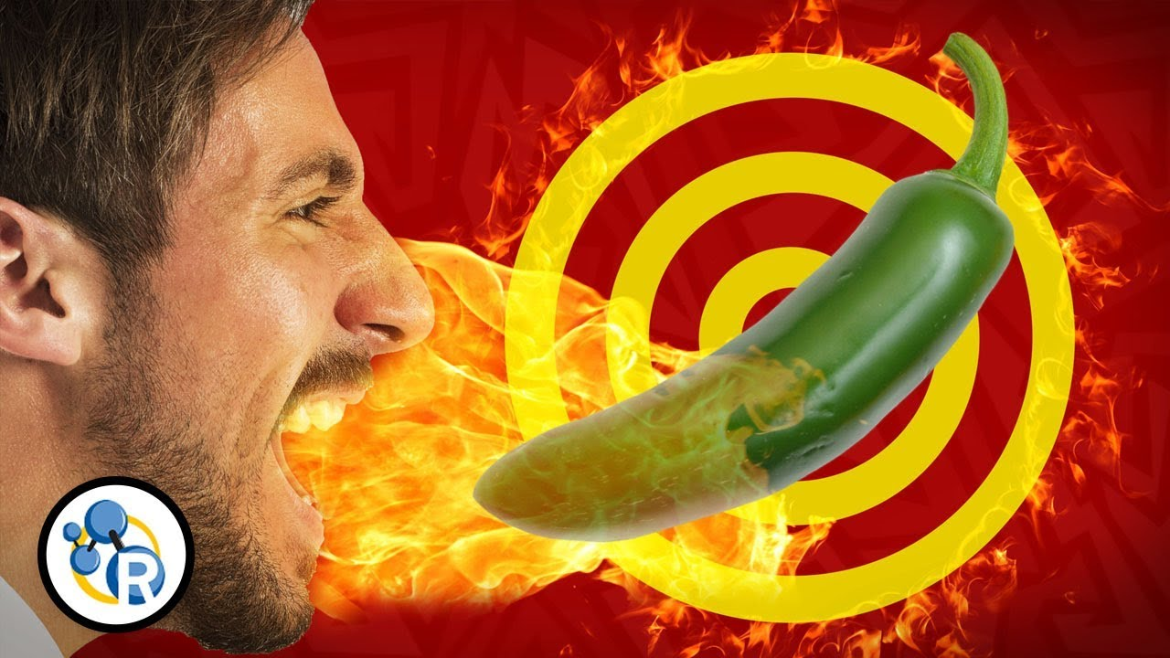 Why Do Hot Peppers Cause Pain?