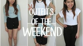 OUTFITS OF THE WEEKEND - OCTOBER 2013 :) Thumbnail
