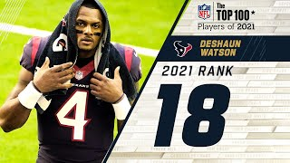 #18 Deshaun Watson (QB, Texans)