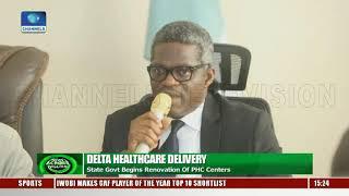 Delta Govt Begin Renovation Of Primary Health Centers
