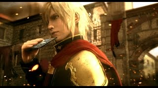 Final Fantasy Type-0 HD Game Movie (All Cutscenes) 1080p