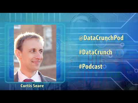Curtis Seare (@DataCrunchPod) - Co-Host of Data Crunch Podcast discusses his journey & IoT Use cases
