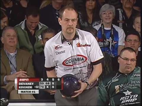 2011 Bayer USBC Masters Stepladder Finals