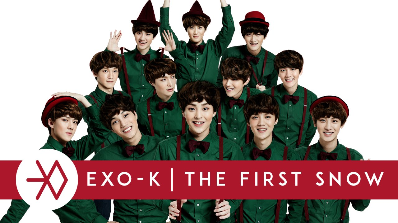 EXO-K - The First Snow [Audio] - YouTube