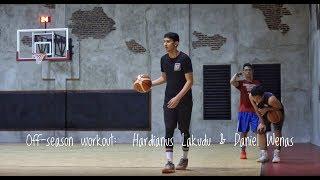 Off-Season Workout: Hardianus Lakudu & Daniel Wenas with HandleKuy!