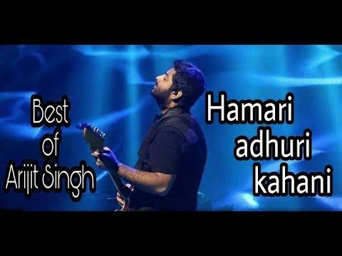 Hamari Adhuri Kahani ❤ Arijit Singh Live Performance || So Beautiful Performance HD