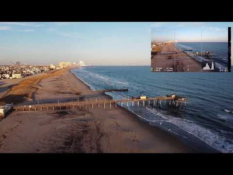 The DJI Mavic Mini Vs The Spark: Video And Photo Shoot Out (Upgraded Version)