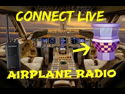 How to Listen to Your Local Air Traffic Control [LIVE]