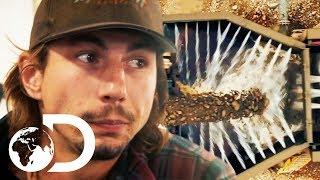 Parker Takes Desperate Measures To Hit His Season Target | NEW Gold Rush Season 9