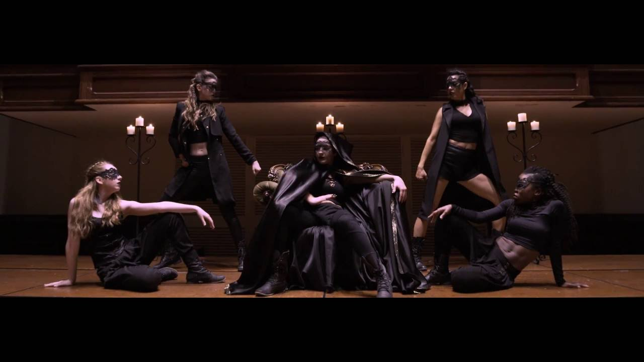 Ciara - Paint It Black - UPD Crew - Choreography by Anne Murray