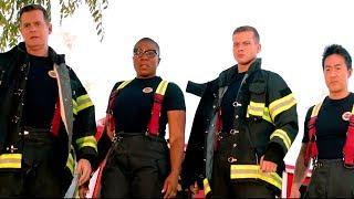Сериал «911 служба спасения» (2 сезон) — Русский трейлер [2018]